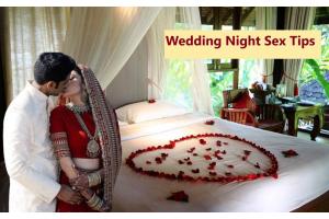 First wedding night sex tips