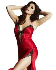 Kaamastra Seductive Red Babydoll-K-250028 at Kaamastra