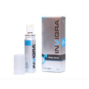 Invigra Delay Spray For Mens