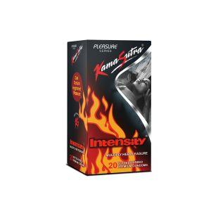 KamaSutra Intensity Condom Pack Of 20-BCKSI20 at Kaamastra