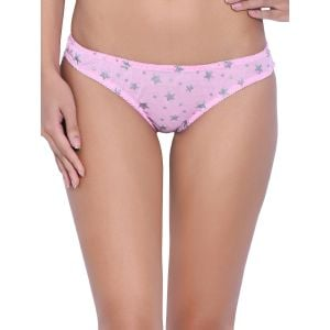 Kaamastra Pink Panty-ASSLPK at Kaamastra
