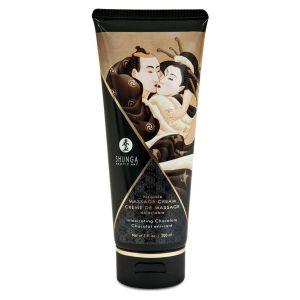 Kaamastra Shunga Kissable Massage Cream Intimate Chocolate 200 ml-MB079 at Kaamastra