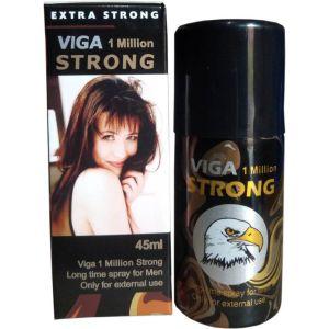 Viga 1 Million Strong Long Time Desensitising Spray For Men - 45 ml-Q1NDN010 at Kaamastra