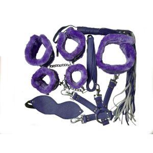 Kaamastra Quality Bondage Kit for Kinky Couples Purple-Q3MRL006PR at Kaamastra