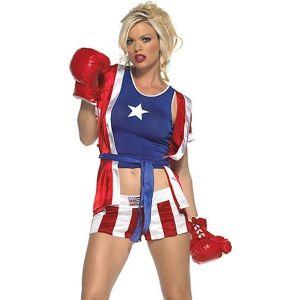 Kaamastra Funky Boxer Costume
