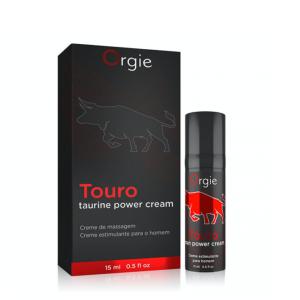 Orgie Touro Taurine Power Cream