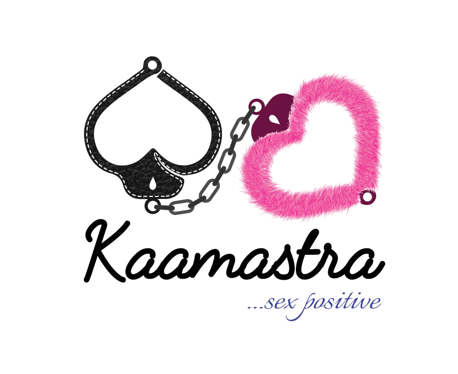 Kaamastra simple wrist restraints - Black-Q2YJF1018-B at Kaamastra