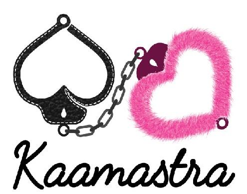 Kaamastra Black Leather Flogger-Q2YJF1029-B at Kaamastra