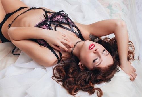 Girl masturbate