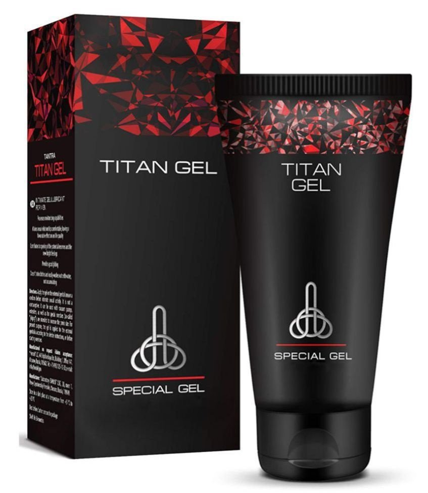Titan Gel Penis Enlarger