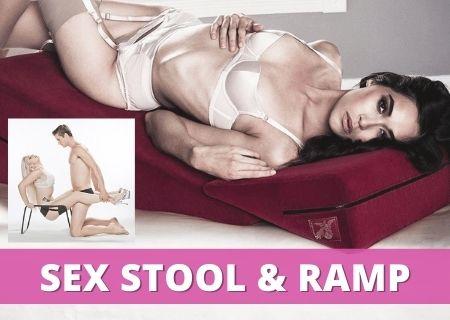Sex Stool & Ramp