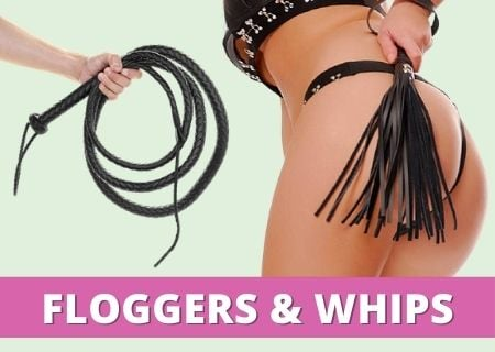 Floggers & Whips