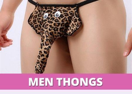 Men Thongs