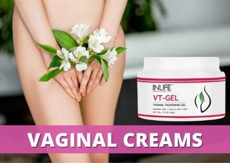 Vagina Tightening Creams & Oil