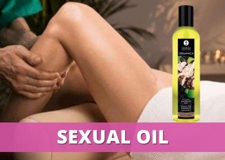Sex oil