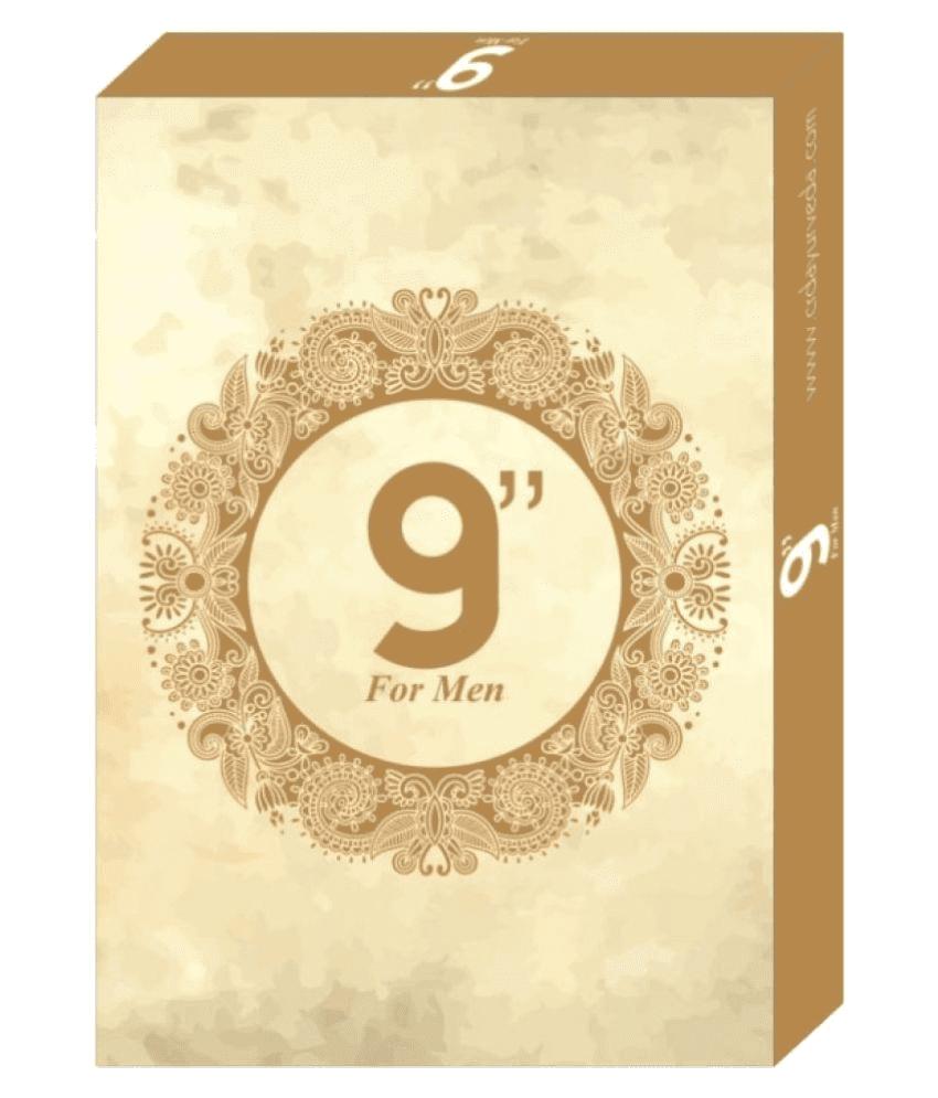 9 Inch For Men Capsules 5x10 Capsules