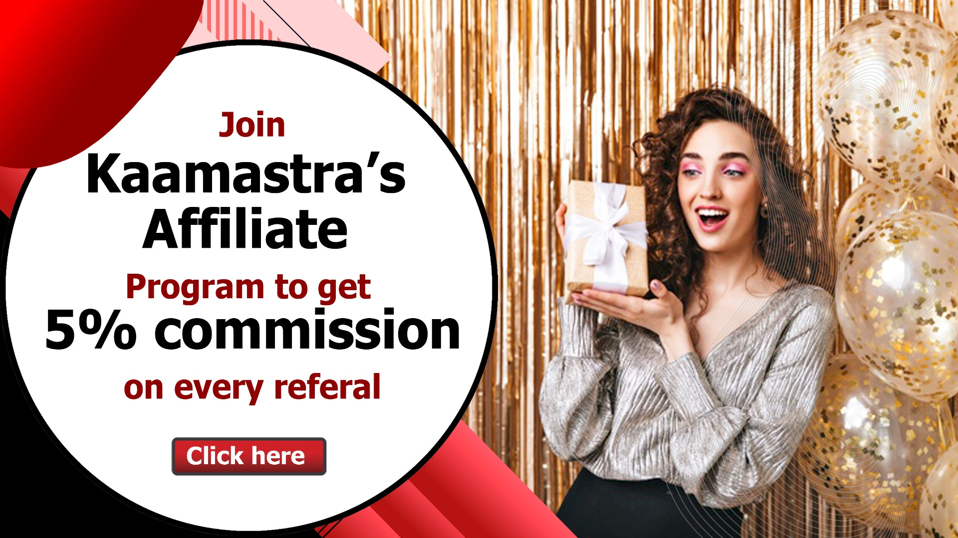 Kaamastra's Affiliate Marketing