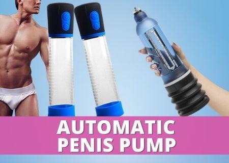 Automatic Enlarger Pump
