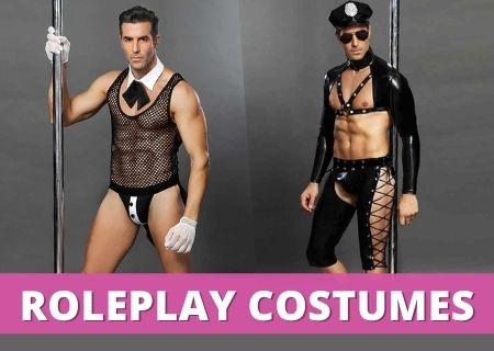Men Roleplay Costume
