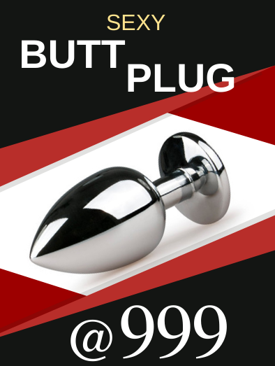 Butt plugs at Kaamastra