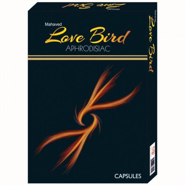 Love Bird Capsules 5x10