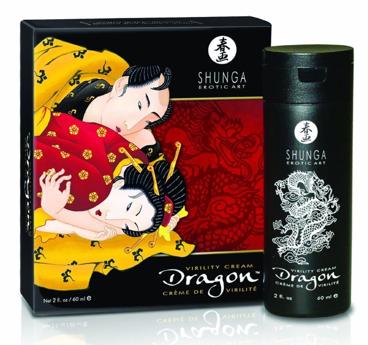 Shunga Dragon Virility Cream –